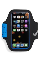 Nike Vent Iphone X Arm Band Black Signature Blue