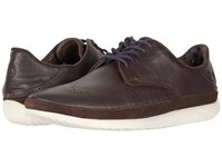 Ugg Cali Wing Toe Derby Stout Leather Shoes Black
