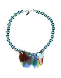 Missoni Jewellery Necklaces Women Turquoise
