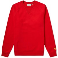 Carhartt Chase Sweat Red