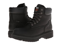 Timberland Direct Attach 6 Soft Toe After Dark Full Grain Leather Men's Work Lace Up Boots Black