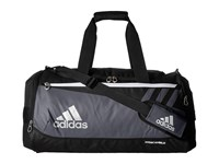 Adidas Team Issue Small Duffel Onix Duffel Bags Pewter