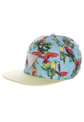 Cayler And Sons Paradise Cap Yellow Multicoloured