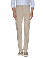 Fred Mello Trousers Casual Trousers Men Beige