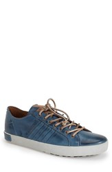 Men's Blackstone 'Jm 11' Sneaker Light Indigo Leather