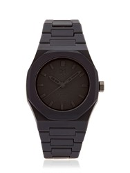 D1 Milano Monochrome Black Mo 01 Watch