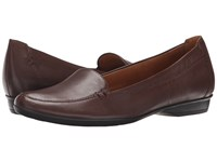 Naturalizer Saban Bridal Brown Women's Slip On Shoes