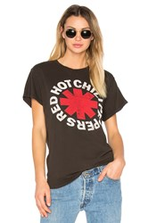 Madeworn Red Hot Chili Peppers Tee Black