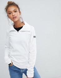 Roxy Drifted Sweater White