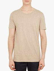 Maison Martin Margiela Beige Stereotypical 3 X T Shirt Set