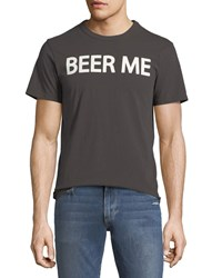 Chaser Beer Me Graphic Tee Black