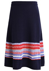 Mintandberry Aline Skirt Navy Blazer Dark Blue
