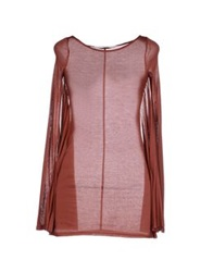 Jucca T Shirts Copper