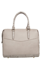 Marc B Ashley Handbag Mole Snake Beige