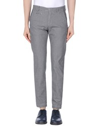 Eredi Del Duca Casual Pants Light Grey