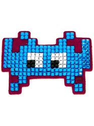 Anya Hindmarch 'Invaders' Sticker Blue