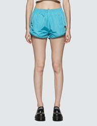 Fiorucci Angel Runner Shorts Blue