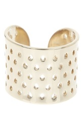 Bond Hardware Perforated Cuff Ring