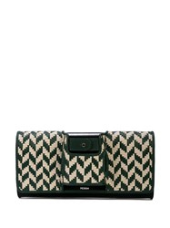 Perrin Paris Le Capitale Clutch Black