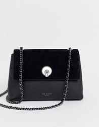 Ted Baker Sylvana Shoulder Bag Black