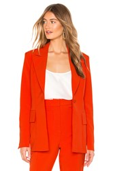 Elliatt Harper Blazer Orange