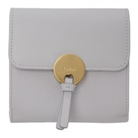 Chloe Blue Indy Square Wallet