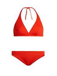 Eres Gang And Scarlett Bikini Set Orange