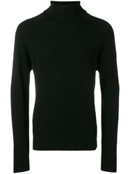 Ami Alexandre Mattiussi Turtleneck Sweater Black