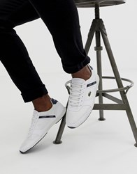 Lacoste Menerva Sport Runners In White