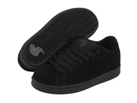 Dvs Shoe Company Revival Black Nubuck Men's Shoes