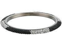 Gypsy Soule Bling Mix Stack Bangle Narrow Black Bracelet