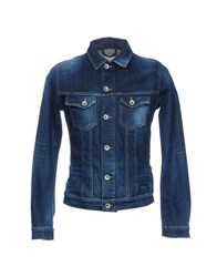 Selected Homme Denim Outerwear Blue