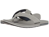 Volcom Victor Grey Combo Men's Sandals Gray