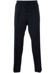 Juun.J Slim Fit Trousers Black