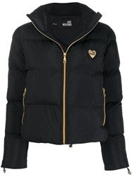 Love Moschino Panelled Down Jacket 60
