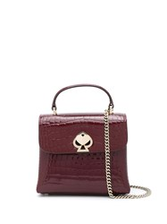 Kate Spade Mini Romy Croc Effect Bag 60