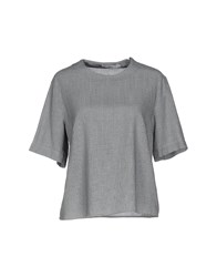 0039 Italy Blouses Grey