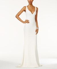 Jill Stuart Sweetheart Gown Off White