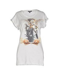 Denny Rose Topwear T Shirts Women Ivory