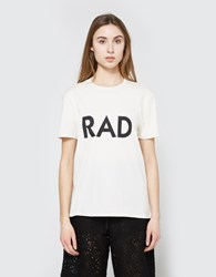 6397 Radical Boy T White Black
