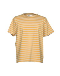 Mhl By Margaret Howell T Shirts Sand