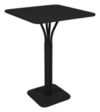 Fermob Luxembourg 50 X 29 High Table Anthracite Black