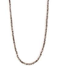M Cohen Imperial Silver Necklace
