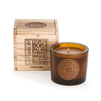 Archipelago Botanicals Scented Candle Tabac And Oud Wood