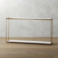 Cb2 Cleo Console Table