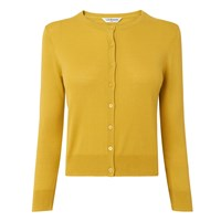 Lk Bennett L.K. Bibi Silk Cotton Cardigans Yellow