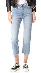 Levi's Wedgie Straight Jeans Rough Tide