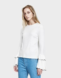 Which We Want Charles Top White