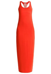 Superdry Jersey Dress Urban Red