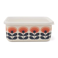Orla Kiely '70S Flower Container Large Red